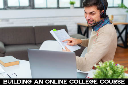 Preparing Online College Courses