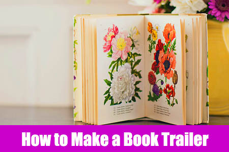 CREATING A PROFESSIONAL BOOK TRAILER Online Workshop